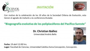 Invitación 19 de Abril Christian Ibañez